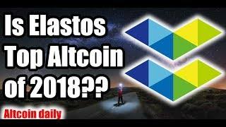 Is Elastos (ELA) The Most Undervalued Altcoin of 2018?? 100x? [Cryptocurrency Deep Dive]
