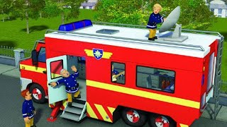Ultimate Fire Stations Adventures 🚒 Fireman Sam ⭐️ Episodes Marathon | Cartoons for Kids