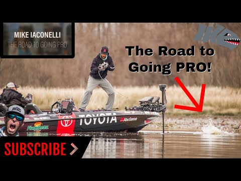 The Road To Going Pro! How To Become A Professional Bass Angler!