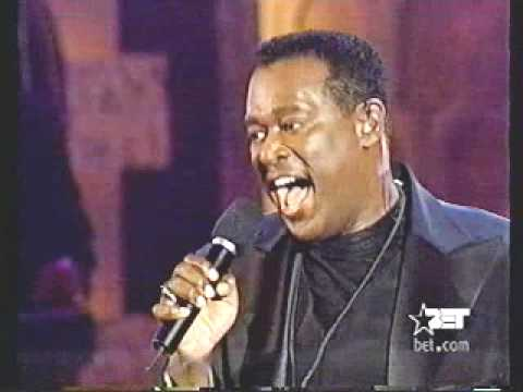 Luther Vandross All Or Nothing(live)