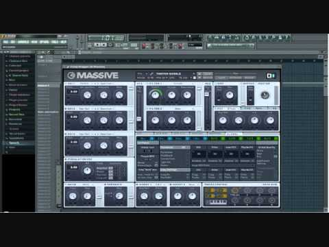 Creating a Dubstep-style Wobble Bass in FL Studio 11