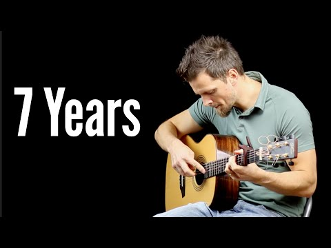 7 Years - Solo Fingerstyle Guitar Version