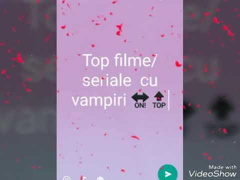 Top filme/seriale cu vampiri