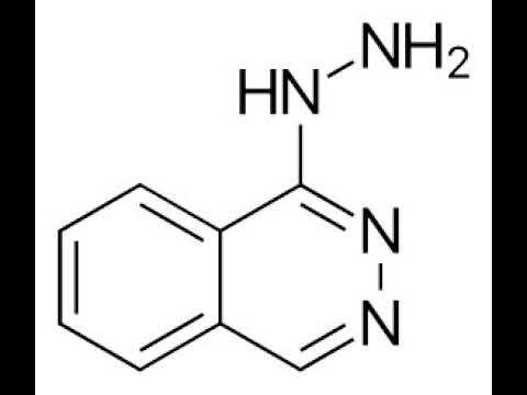 Hydralazine | Wikipedia Audio Article