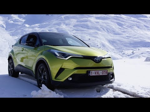 JBL x Toyota C-HR Neon Lime | Sounds Like A Concert