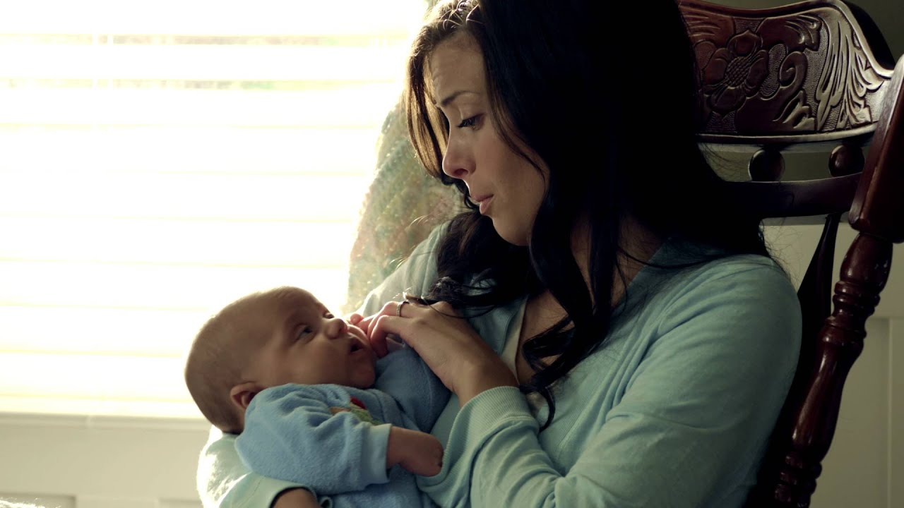 Royalty Free Stock Footage Of Mother Holding Her Baby In A