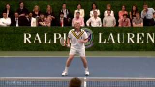 Boris Becker: How to Volley