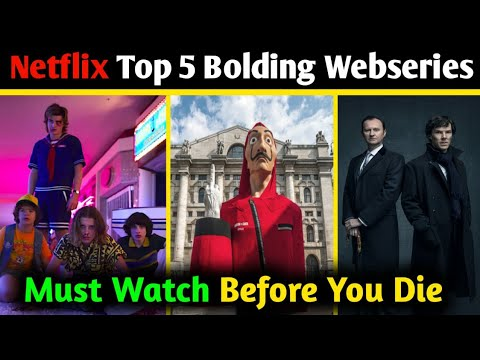 Download Top 5  Best NETFLIX web series in hindi Dubbed must watch in 2020