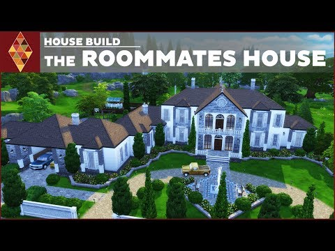 The Sims 4 - House Build - Roommates House | HD