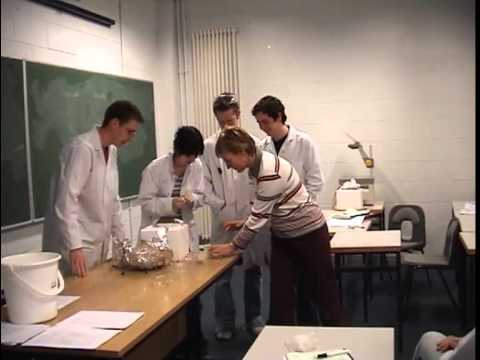 Dublin City University Science Education Year 1 in XG28
