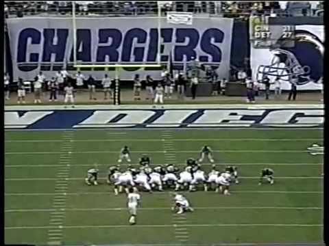 Bills vs. Chargers, 2001