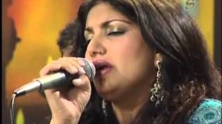 Tu Mila To Mujhe Aisi Janat Mili   Saira Naseem sings through her eyes