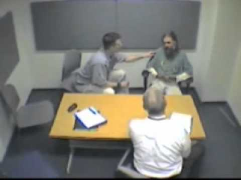 Elizabeth Smart kidnapper Brian David Mitchell interviewed in 2003