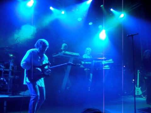 Saga - Don't be late, at Debaser Medis in Stockholm 9th November 2011
