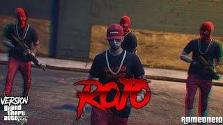 Rojo - Anuel AA x Arcangel (Video Oficial) (GTA V) (GTA ONLINE)