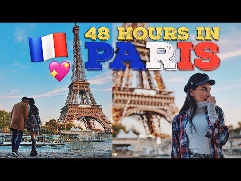 48 HOURS IN PARIS 🇫🇷 | Travel Guide