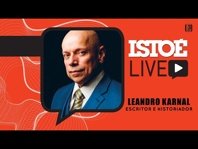 IstoÉ Live - Leandro Karnal