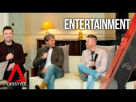 Westlife interview: On Singapore, working with Ed Sheeran and doing a duet with BTS | CNA Lifestyle Mp3