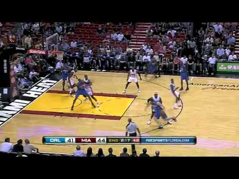 Miami Heat  Vs Orlando Magic  - NBA Preseason - Highlights 2011- 2012