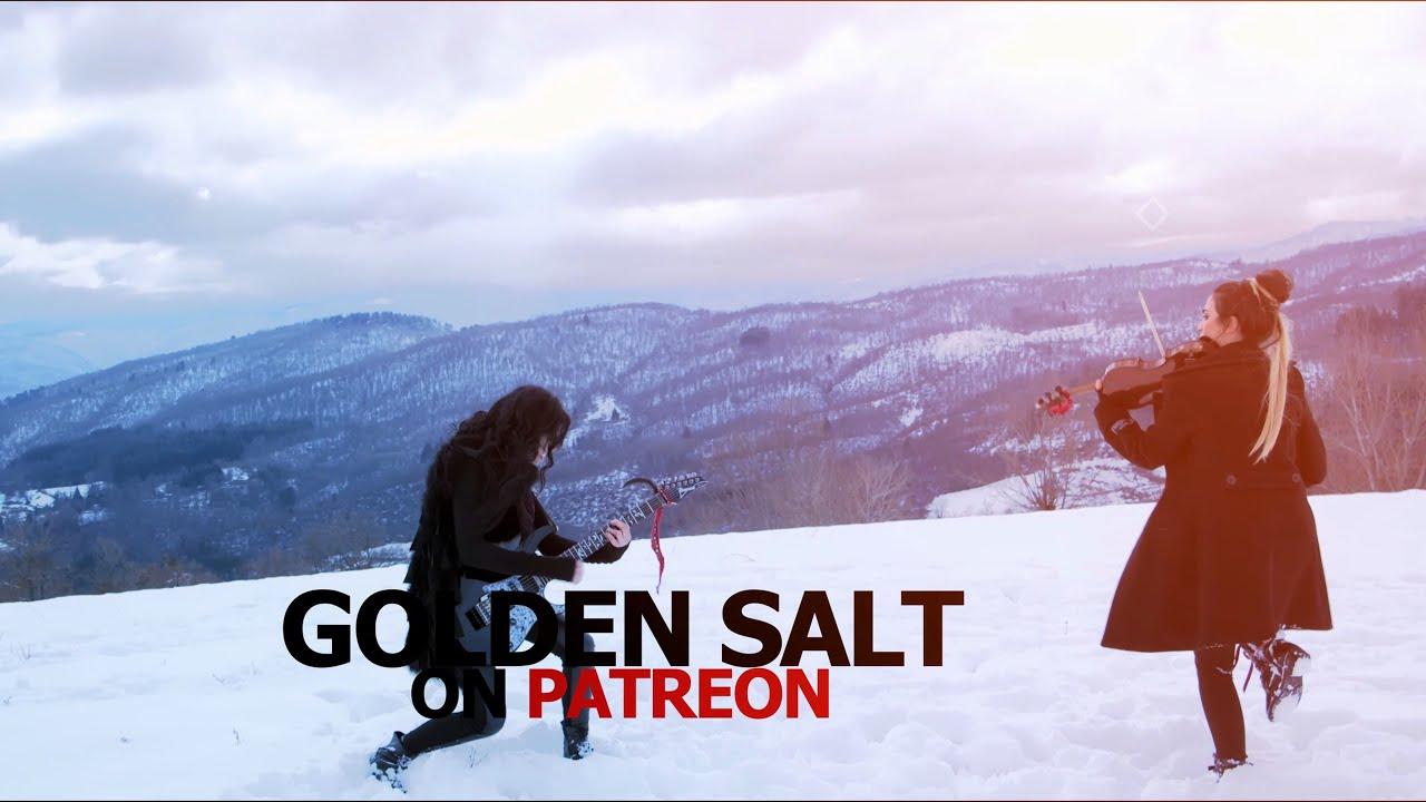 Golden Salt is on Patreon!