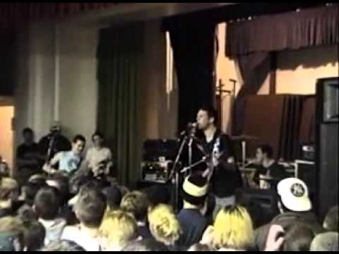 Propagandhi - live in Ottawa, ON  Dec 6, 1996