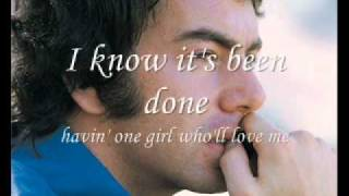 Download Neil Diamond - Solitary Man (W Lyrics) MP3 song and Music Video