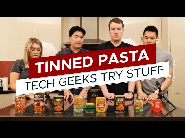 Why You Should Never Eat Tinned Pasta | TGTS S3E8