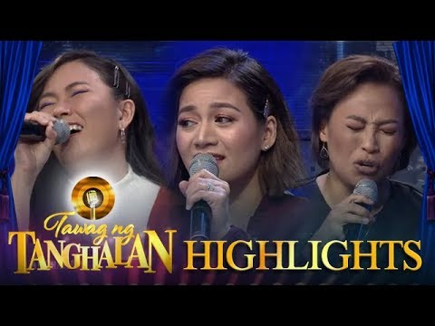 Tawag ng Tanghalan: TNT Hurados different versions of 'Bikining Itim'