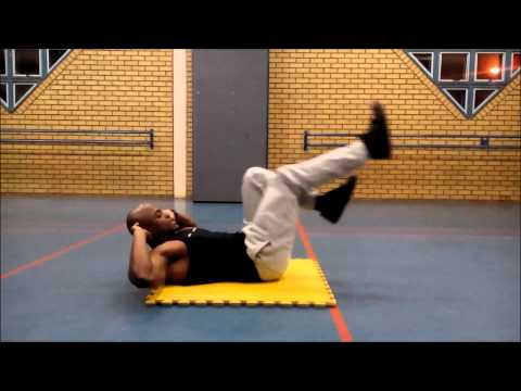 Gladiator Fitness Club South Africa Abs - Beginners edition 1 Web