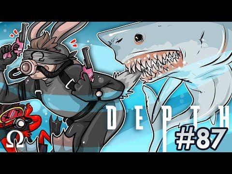 THESE SHARKS WON'T STOP US! (AKIMBO STRATS) | Depth #87 Divers vs Sharks Ft. Cartoonz
