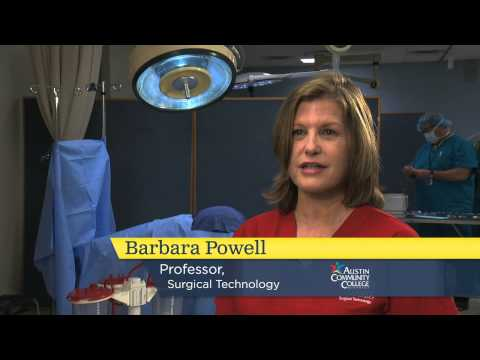 Austin Community College Surgical Technology