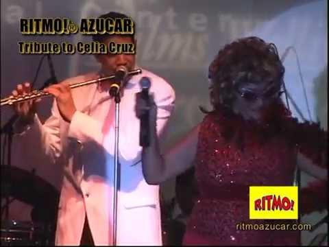 Bobby Ramirez Cuban flute - Tribute to Celia Cruz