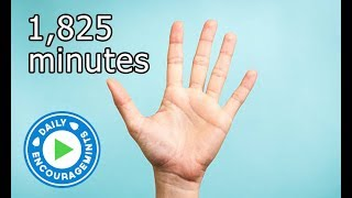 1,825 Minutes - Daily EncourageMints