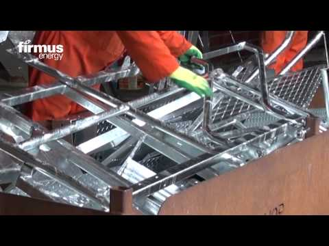 firmus energy natural gas customer - North West Galvanising, L/Derry HD