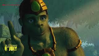 Hanuman vs Mahiravana :Trailer | Mighty Hanuman