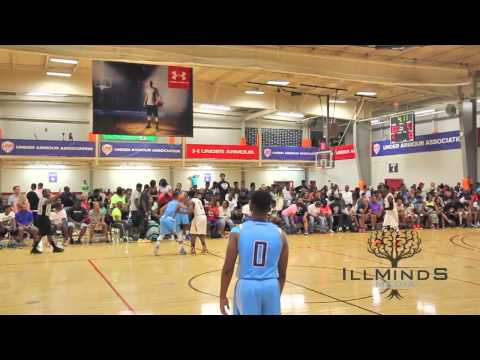 UAA 2015 Finals - Team Charlotte vs Canada Elite - Full Game