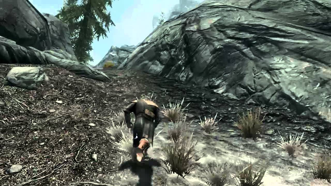 skyrim treasure map iv youtube