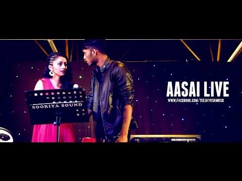 AASAI  Performance  TeeJay & Pragathi Guruprasad
