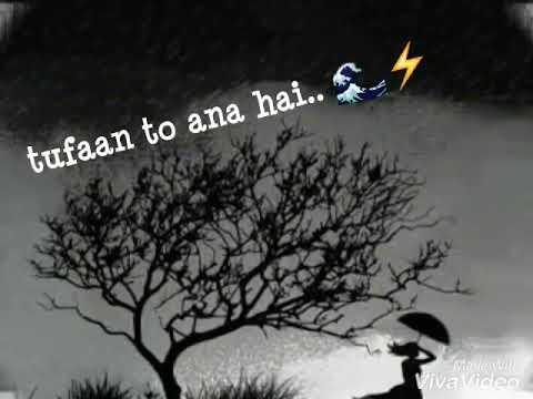 Ek Pyaar Ka Nagma Hai Mauzo Ki Rawani Hai  || WhatsApp Status Video || #Subscribe || Hanif Ahmed