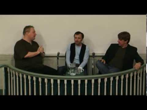 Andy Frankham-Allen & Alastair Reynolds Dr Who Event, Cowbridge Book Festival 25/09/13 (Pt 2)