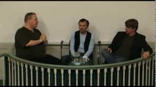 Andy Frankham-Allen & Alastair Reynolds Dr Who Event, Cowbridge Book Festival 25/09/13 (Pt 2)