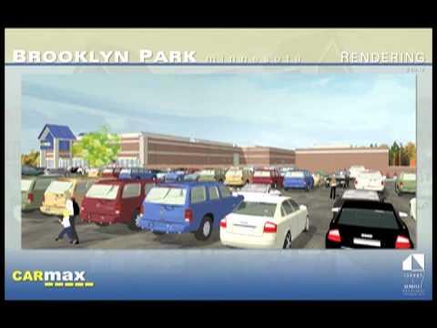 Carmax Closer To Brooklyn Park Move