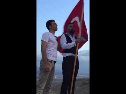 TÜRK Bayrak şiiri, Bu Bayrağımız Hep Dalgalanacak.