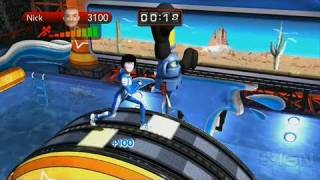 TV SuperStars PlayStation 3 Gameplay - GDC 2010: Gameplay