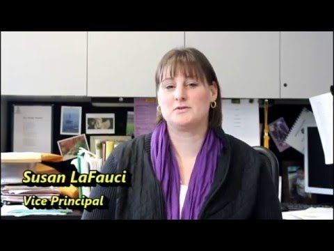 Testimony: Metuchen High School - New Jersey