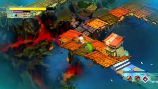Bastion gameplay HD Walkthrough - Part 8 - Gameplay and Commentary with Kielan