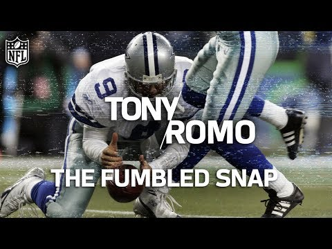 Tony Romo: How a Fumbled Snap Shaped his Career & Changed NFL History | NFL Vault Stories