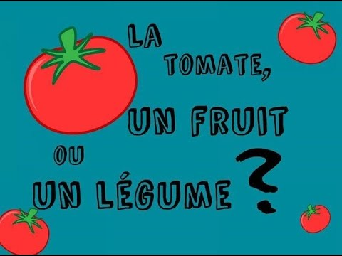 q r 1 la tomate fruit ou l gume youtube. Black Bedroom Furniture Sets. Home Design Ideas