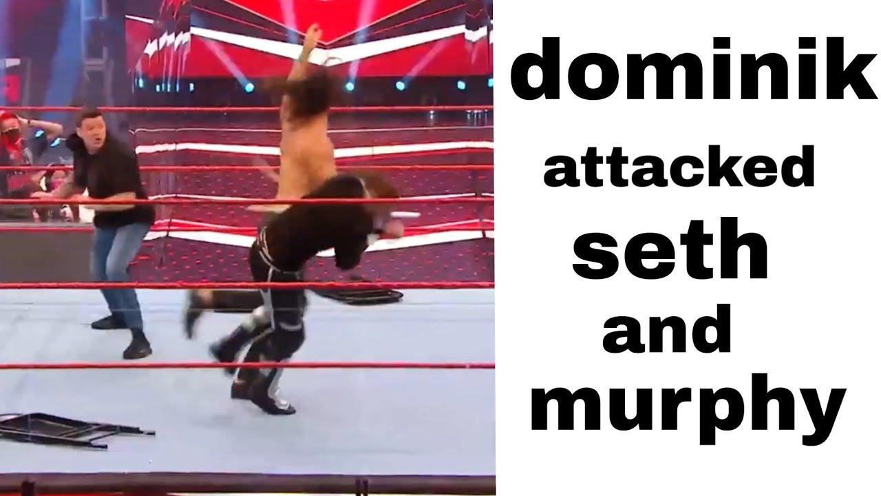 Download raw highlights Seth rollins vs dominik before summerslam