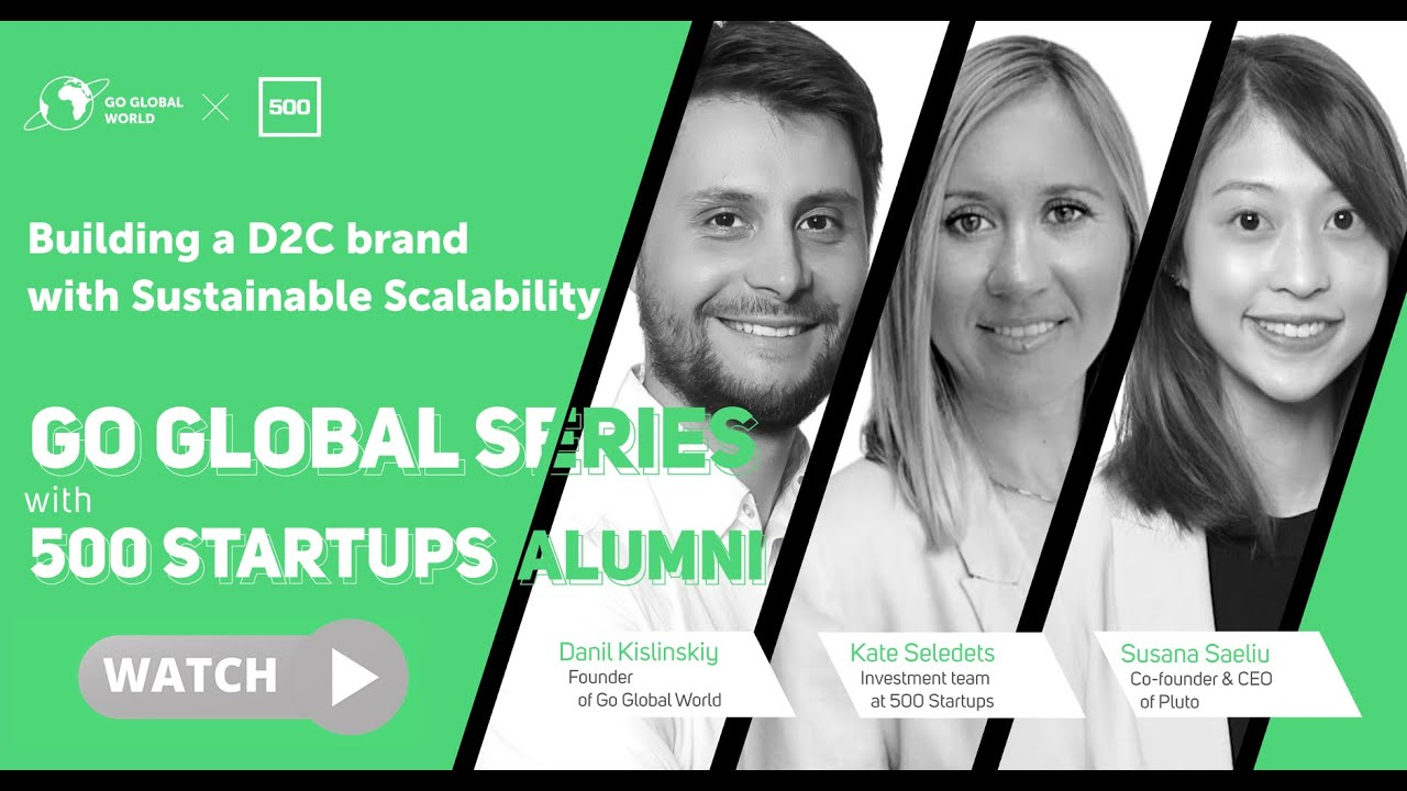 [Webinar] BUILDING A D2C BRAND WITH SUSTAINABLE SCALABILITY